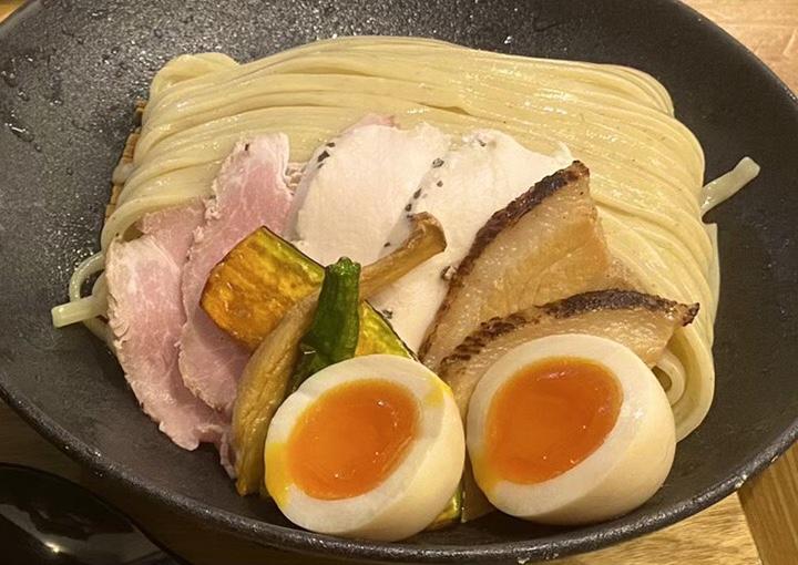 つけ麺 チャーシュー